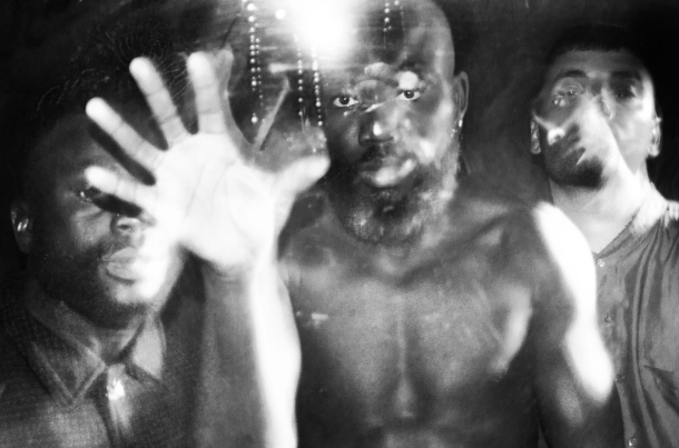 Young Fathers - photo courtesy of Tim Brinkhurst