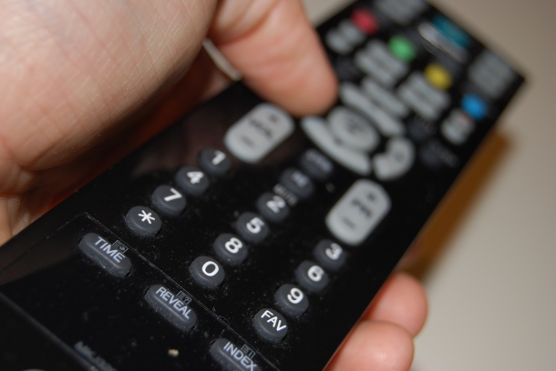 The BBC are considering scrapping the Red Button service as part of £150m cuts. (photo: espensorvik/Flickr)