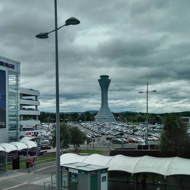 Edinburgh Airport retailer created 44 new jobs. Image courtesy of flikr/Matte Doni