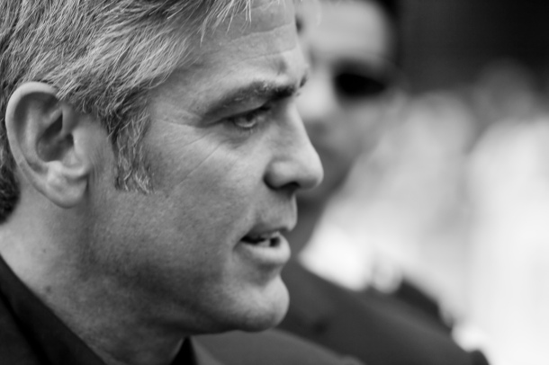 Actor-director and humanitarian, George Clooney to promote charities and business in Scotland. Photo courtesy of Flikr/JoshJensen