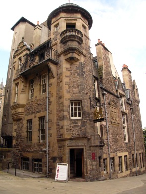 Writers Museum in Edinburgh
