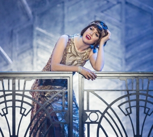 Joanne Clifton as Millie Credit: Darren Bell