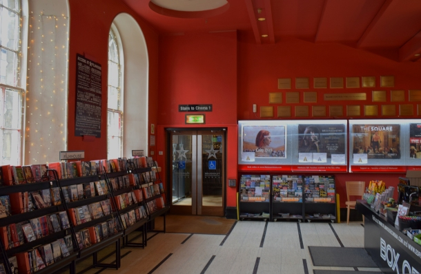 FILMHOUSE FOYER